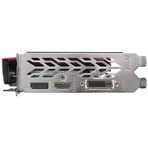 MSI GF GTX 1050 Ti - 4 GB - aktiv MSI V335-001R