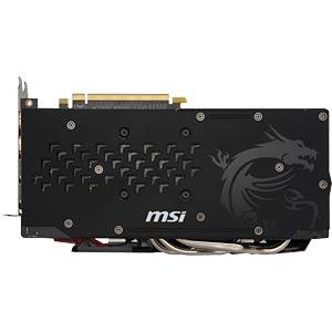 MSI Radeon RX 580 Gaming X - 8GB MSI V341-060R