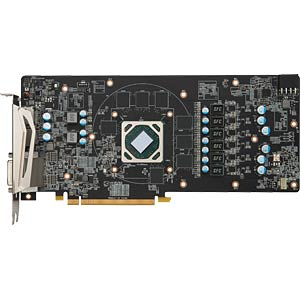 MSI Radeon RX 580 Armor - 4GB MSI V341-066R
