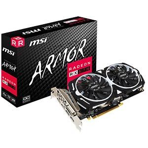 MSI Radeon RX 570 Armor - 4GB MSI V341-077R