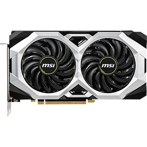 MSI V375-231R - MSI GeForce RTX 2060 Ventus GP OC - 6GB