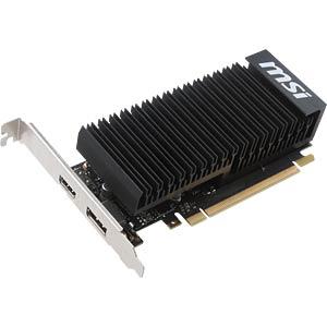MSI GF GT 1030 - 2 GB - passiv MSI V809-2498R