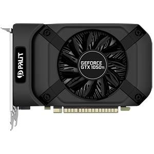 NE5105T018G1F - Palit GF GTX 1050 Ti - 4 GB - aktiv