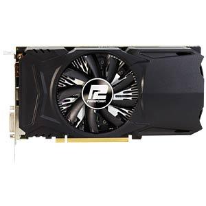 Powercolor Radeon RX 460 - 2 GB - aktiv POWERCOLOR AXRX 460 2GBD5-DH/OC