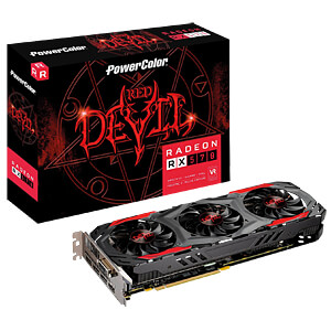 Powercolor Radeon RX 570 - 4 GB POWERCOLOR AXRX 570 4GBD5-3DH/OC