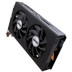 Sapphire Radeon RX 460 Nitro — 4GB — active SAPPHIRE 11257-02-20G