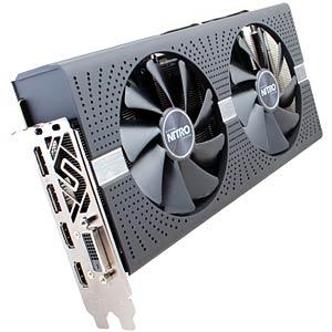 Sapphire Nitro+ Radeon RX 580 - 8GB SAPPHIRE 11265-01-20G