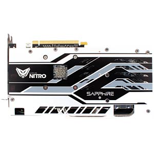 Sapphire Nitro+ Radeon RX 580 - 4GB SAPPHIRE 11265-07-20G