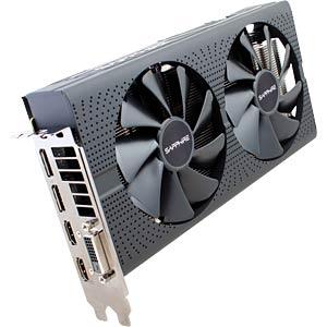 Sapphire Nitro+ Radeon RX 570 - 8 GB SAPPHIRE 11266-09-20G
