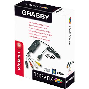 Terratec USB video grabber TERRATEC 10620
