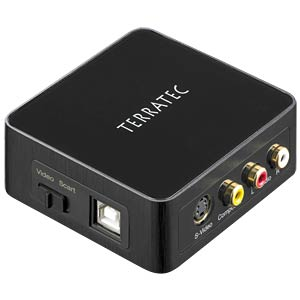 Terratec USB video grabber TERRATEC 10636
