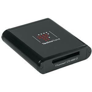 DVB-C/-T/-T2, extern, Empfänger und Common Interface TECHNOTREND CT2-4650CI