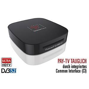 TechnoTrend DVB-S/S2 USB Empfänger TECHNOTREND 7013600632