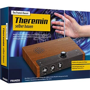 IS 3-645-65347-3 - Theremin selber bauen