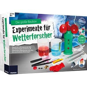 IS 9-631-65363-5 - Baubox: Experimente für Wetterforscher