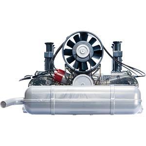 Lernpaket: Porsche 6-Zylinder-Boxermotor FRANZIS-VERLAG 978-3-645-65911-6