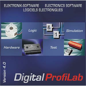 PC-Software Digital ProfiLab, Version 4.0 ABACOM DIGITAL PROFILAB