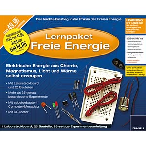 Educational kit: Electrical engineering FRANZIS-VERLAG 978-3-645-65035-9