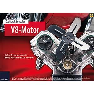 Lernpaket: V8-Motor FRANZIS-VERLAG 978-3-645-65207-0