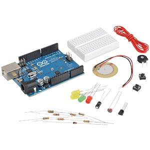 The Franzis Arduino educational kit FRANZIS-VERLAG 978-3-645-65327-5