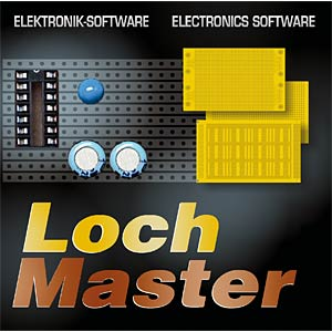 Elektronik Software, Lochmaster, Version 4.0 ABACOM LOCHMASTER