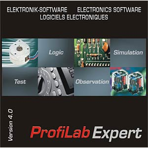 PC-Software ProfiLab Expert, Version 4.0 ABACOM PROFILAB-EXPERT 4.0
