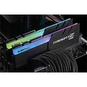 16GB DDR4 3000 CL16 G.Skill Trident Z RGB 2er Kit G.SKILL F4-3000C16D-16GTZR