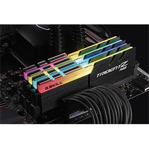 16GB DDR4 4266 CL19 G.Skill Trident Z RGB 2er Kit G.SKILL F4-4266C19D-16GTZR