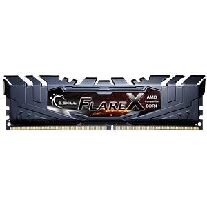 16GB DDR4 3200 CL14 GSkill Flare X 2er Kit G.SKILL F4-3200C14D-16GFX