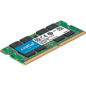 16 GB SO DDR4 2400 CL17 Crucial CRUCIAL CT16G4SFD824A