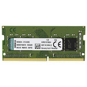 4 GB SO DDR4 2133 CL15 Kingston Value KINGSTON KVR21S15S8/4