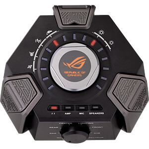 Headset, USB, Gaming, Stereo, ROG Centurion ASUS 90YH00J1-M8UA00