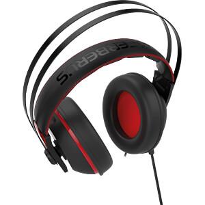 Headset, Klinke, Gaming, Stereo, Ceberus V2 ASUS 90YH015R-B1UA00