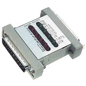 Check-Tester mit 18 LEDs FREI