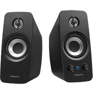 Bluetooth PC speakers 2.0 CREATIVE 51MF1670AA000