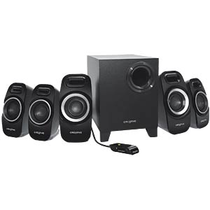 5.1 surround speakers CREATIVE 51MF4115AA000