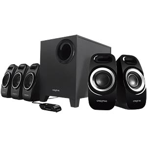 5.1 Surround Lautsprecher CREATIVE 51MF4115AA000