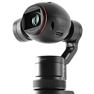 OSMO, 4k Videokamera mit Handheld-Gimbal DJI CP.ZN.000219