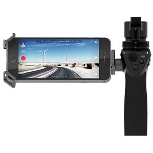 DJI OSMO - 4k Video camera with Handheld-Gimbal DJI CP.ZN.000219
