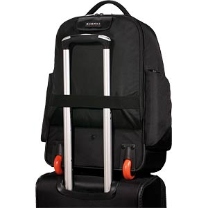 Wheeled Laptop Backpack, 13-Inch to 17.3-Inch EVERKI 90986