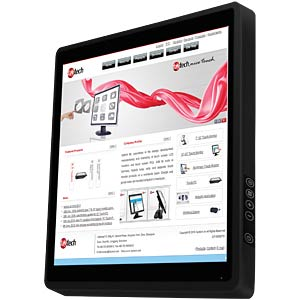 capacitive Touchscreen PC with 38,1 cm Display, IP65 FAYTECH FT15J1900W4G64GCAP