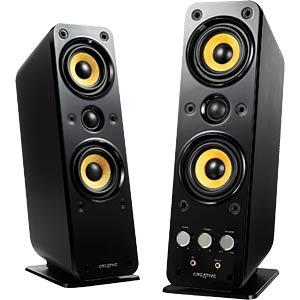 Lautsprecher, PC/Laptop, Stereo, T40II CREATIVE 51MF1615AA000