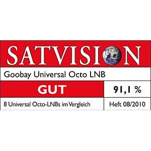 Goobay Universal Octo LNB GOOBAY 67273