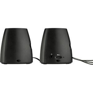 Lautsprecher, PC/Laptop, USB, stereo HEWLETT PACKARD V3Y47AA#ABB