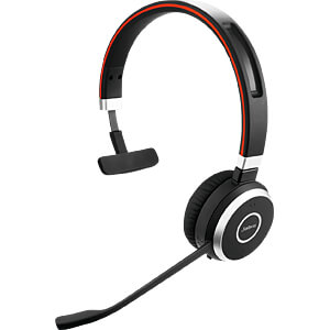 Headset, USB/Bluetooth, mono, Evolve 65 MS JABRA 6593-823-309
