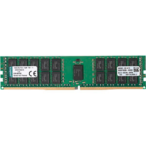 16 GB DDR4 2400 CL17 Kingston ECC Reg KINGSTON KVR24R17D8/16MA