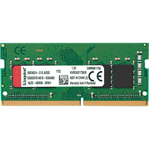 8 GB SO DDR4 2400 CL17 Kingston Value KINGSTON KVR24S17S8/8