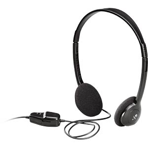 Stereo headset (analogue) LOGITECH 980177-0000