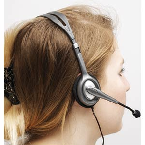 Stereo headset LOGITECH 981-000271