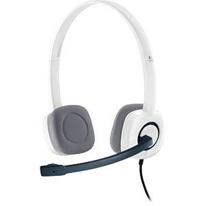 Stereo-Headset (analog) LOGITECH 981-000350